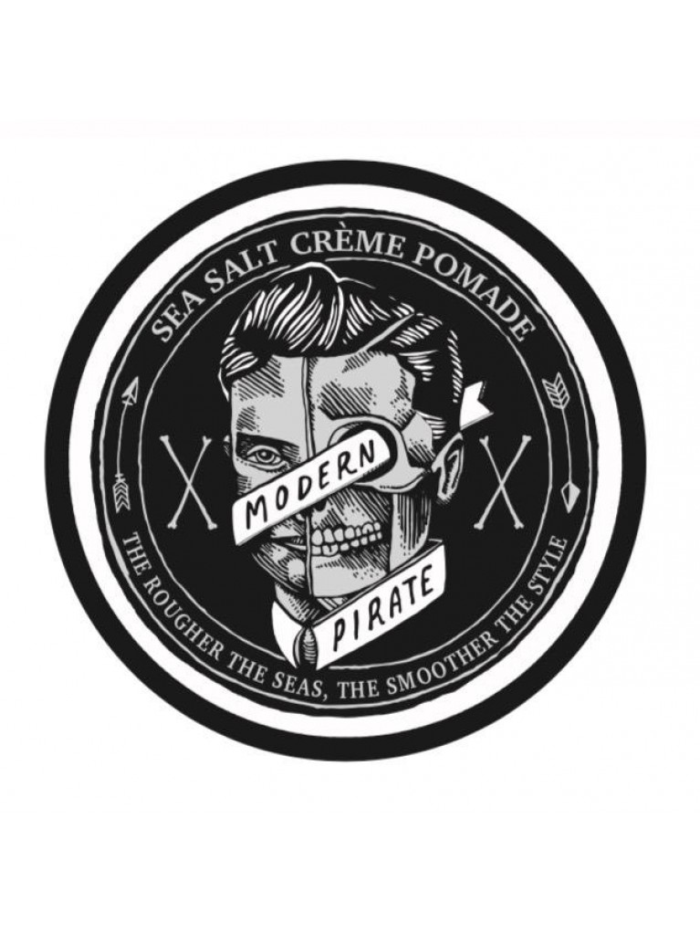 Modern Pirate Sea Salt Creme Pomade