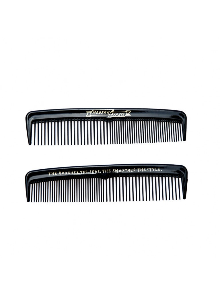 Modern Pirate Pocket Comb