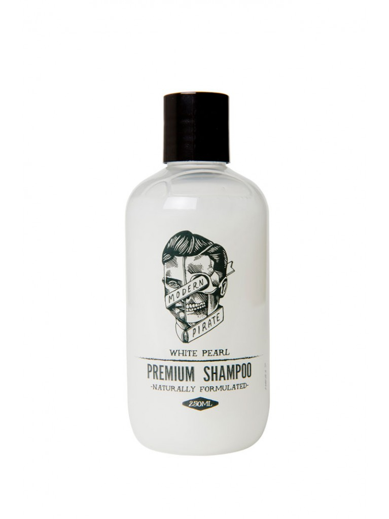 Modern Pirate White Pearl Shampoo